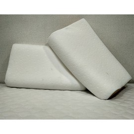Dreamzee Memory Foam Contour  Pillow ( Knitted Fabric )