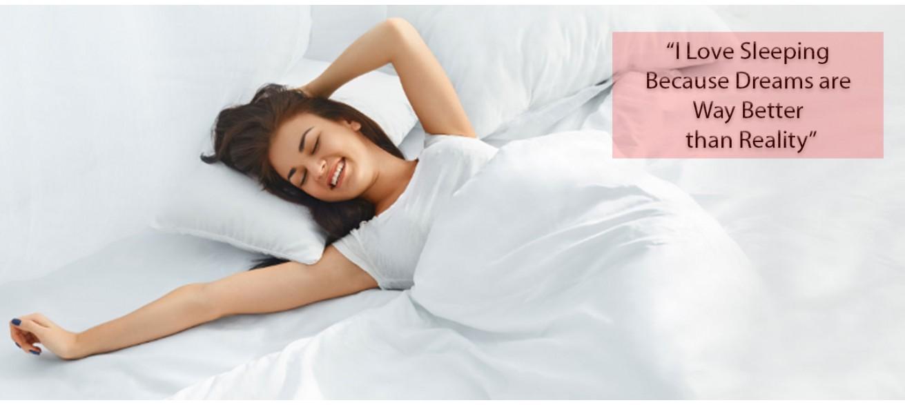 Dreamzee Matress with Pillow