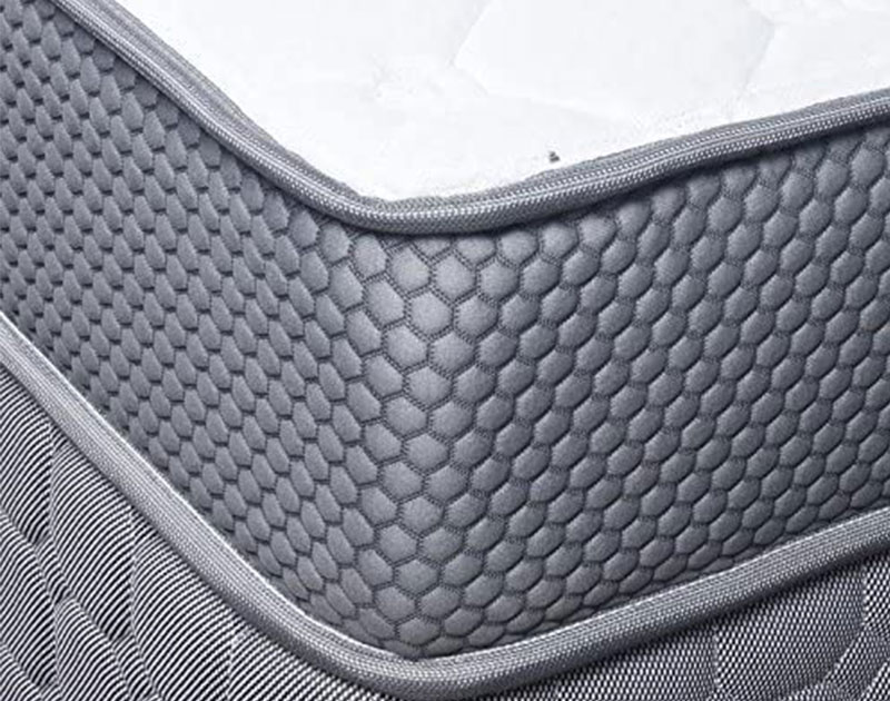Dreamzee Ortho-Back 100% Natural Latex + Memory Foam Mattress - Medium Comfort