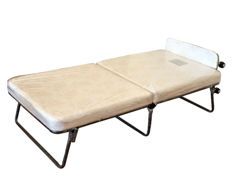 "Dreamzee Folding Bed with 4"" Foam Mattress"