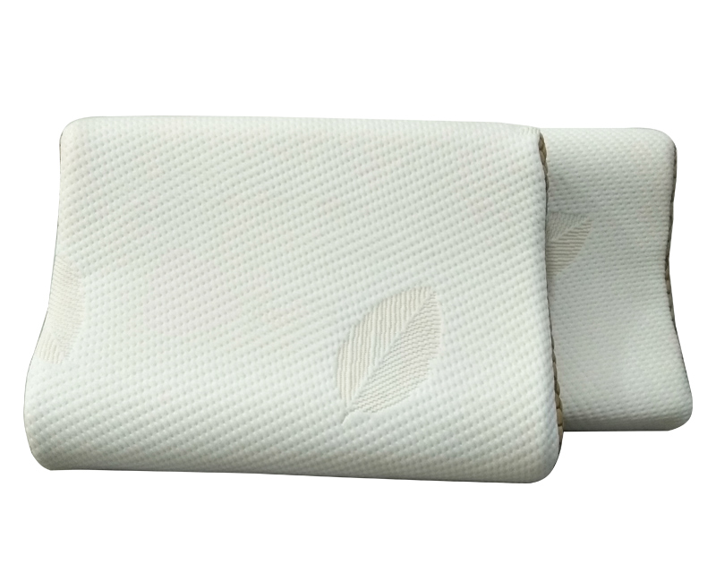 Dreamzee Natural Latex Contour Pillow Small Size ( Organic Modal Fabric )