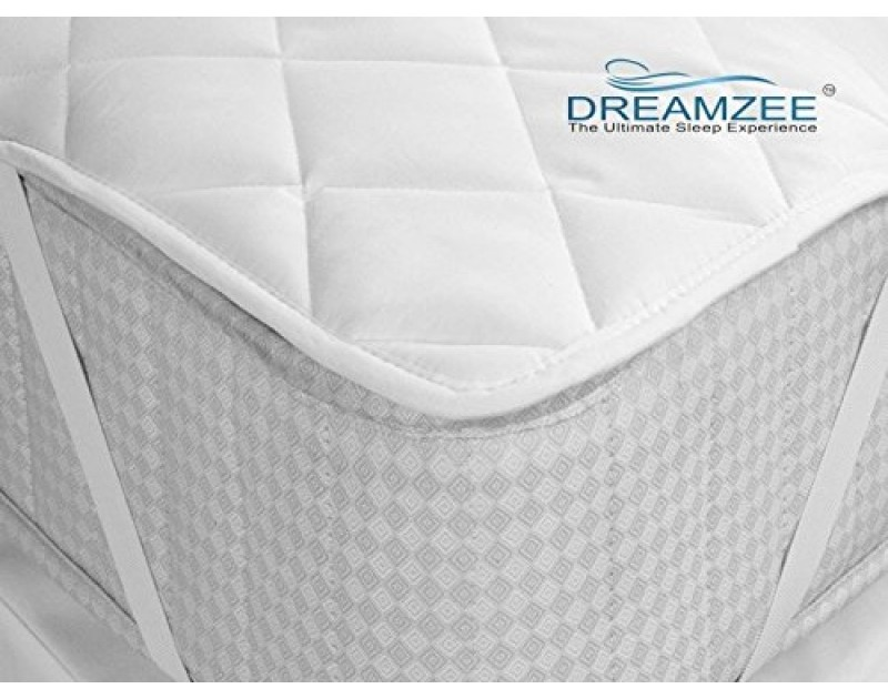Dreamzee Quilted Water-Proof Mattress Protector