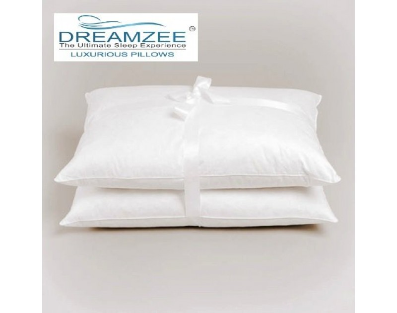 Dreamzee Luxurious Micro Fibre Pillow ( Set of 2 pcs )