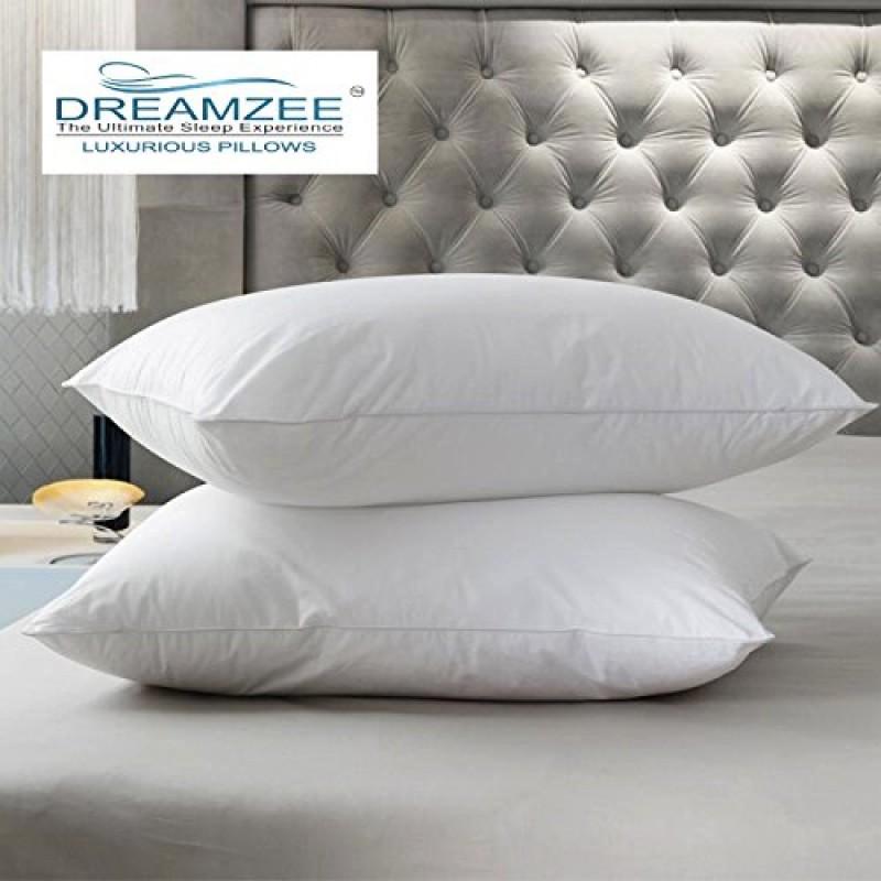 Dreamzee Luxurious Micro Fibre Pillow ( Set of 2 pcs )