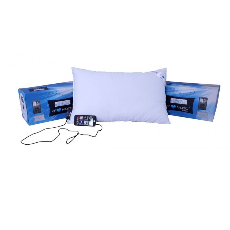 Dreamzee Music Pillow With Built-In Speakers
