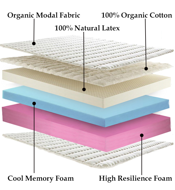 dreamzee-latex-hybrid-mattress-cross-section